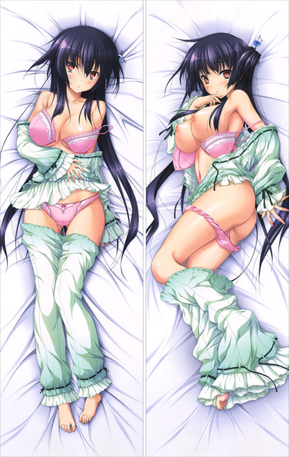 Chrono Clock Anime Dakimakura Pillow Cover