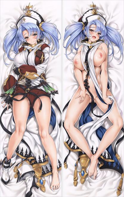 Granblue Fantasy - Sophia Anime Dakimakura Pillow Cover