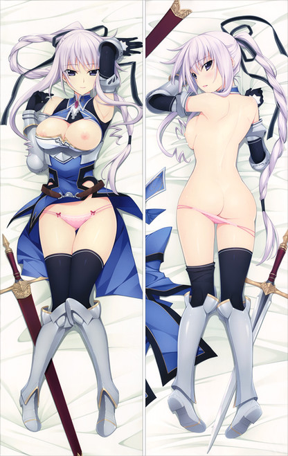 Melty Lovers Frey knowles Anime Dakimakura Pillow Cover