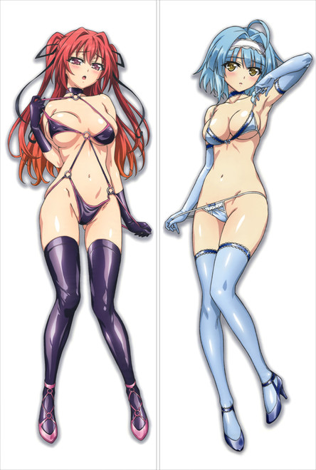 The Testament of Sister New Devil - Mio Naruse + Yuki Nonaka Anime Dak