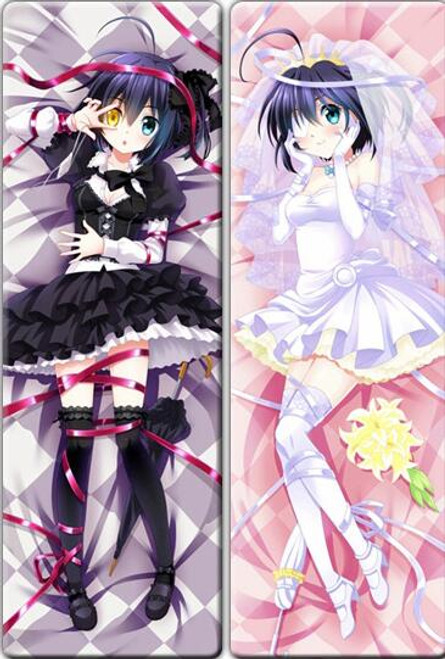 Love, Chunibyo & Other Delusions Chuunibyou demo Koi ga Shitai! - Rikka Takanashi Anime Dakimakura Pillow Cover-1