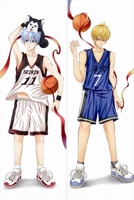 Kuroko's Basketball - Tetsuya Kuroko Anime Dakimakura Pillow Cover-1