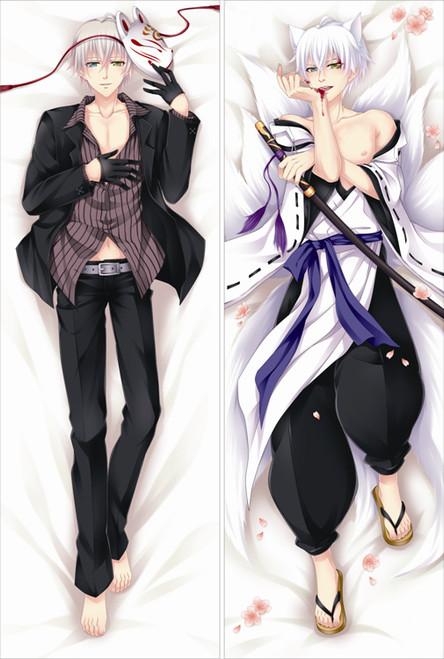 Inu x Boku SS - Soushi Miketsukami Anime Dakimakura Pillow Cover-1