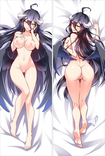 Overlord - Albedo Anime Dakimakura Japanese Pillow Cover 2