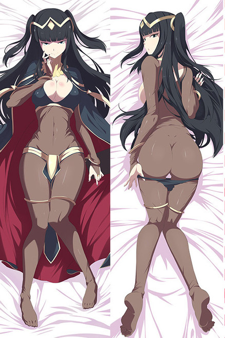 The Fire Emblem -Tharja Anime Dakimakura Japanese Hugging Body Pillow Cover