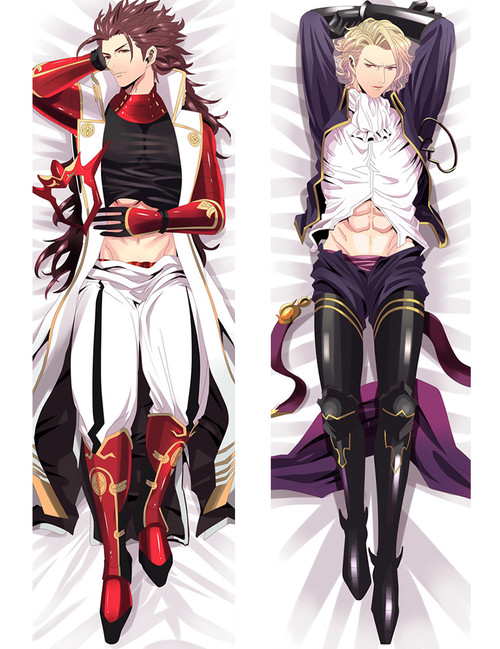 Fire Emblem FE Anime Dakimakura Pillow Cover