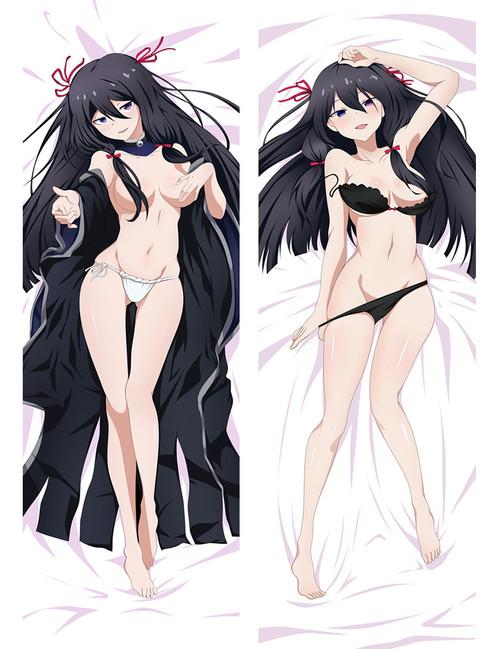 Undefeated Bahamut Chronicle Anime Dakimakura Hugging Body Pillow Cover