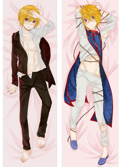 HUNTER×HUNTER Anime Dakimakura Hugging Body Pillow Cover