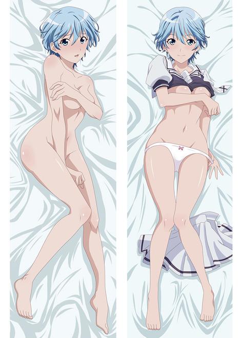 2017 Newly Fuuka anime Characters sexy girl akitsuki fuuka pillow cover body Pillowcase