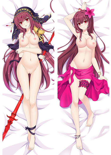 2017 New Anime Fate/Grand Order Lancer Dakimakura Hugging Body Pillow Case Cover-1