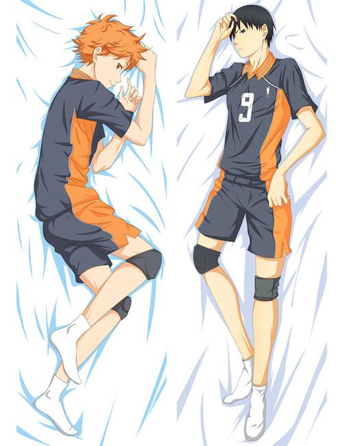 2017 New Anime Haikyuu!! Shouyou Hinata Dakimakura Body Pillow Cover