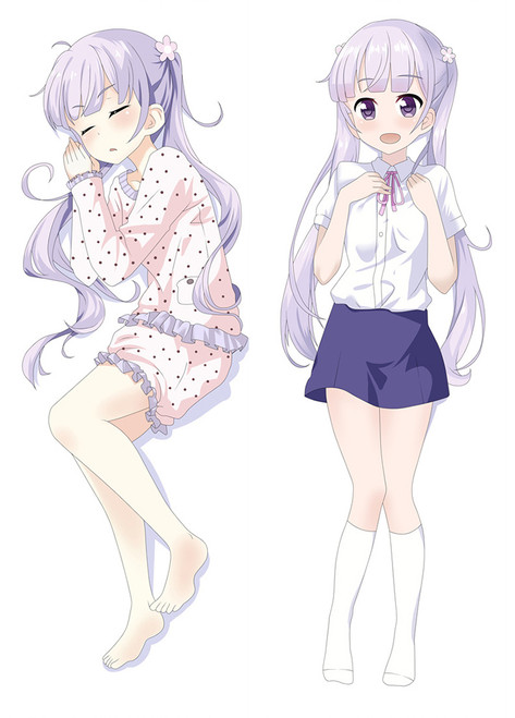 2017 New Anime Dakimakura Pillow Case NEW GAME! Aoba Suzukaze otaku Japan Dakimakura Hugging Body