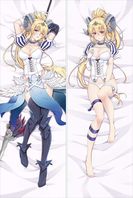 Anime Dakimakura Otaku Pillowcase Bedding Hug Boby Sin Seven Deadly Lucifer