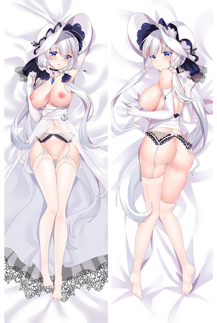 Anime Game Azur Lane Nude Dakimakura Otaku Japan Pillow Case Cover Hugging Body