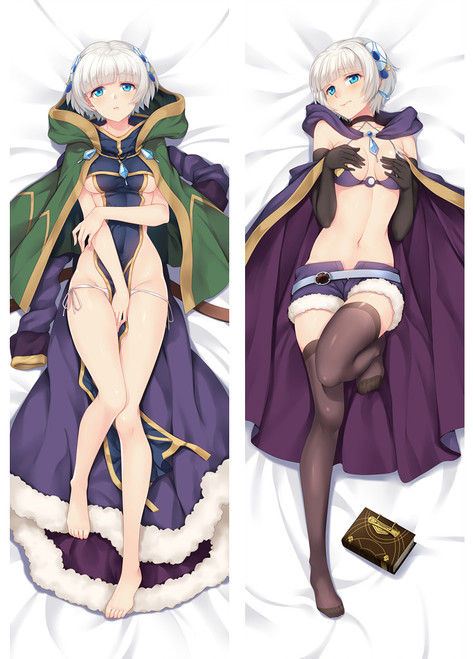 Anime Re:CREATORS Meteora Österreich Dakimakura Hugging Body Pillow Case Cover