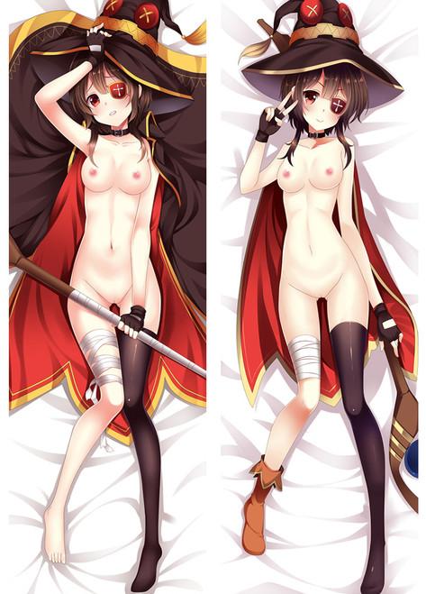 Anime DAKIMAKURA Pillow Case KonoSuba God s Blessing on this Wonderful World