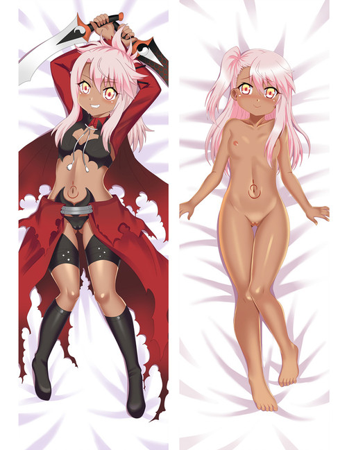 Anime Fate Kaleid Liner Illya Dakimakura Hugging Body Pillow Case