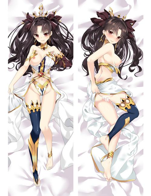 2017 New Anime Dakimakura Fate Grand Order Rinshtar Pillow Cover