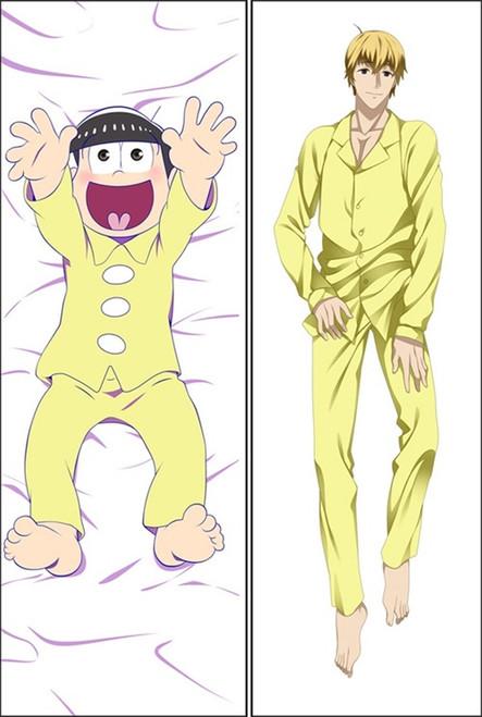 Hot Anime Osomatsu-kun Anime Dakimakura Pillow Cover-2