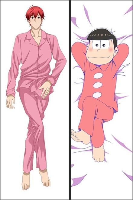 Hot Anime Osomatsu-kun Anime Dakimakura Pillow Cover-4