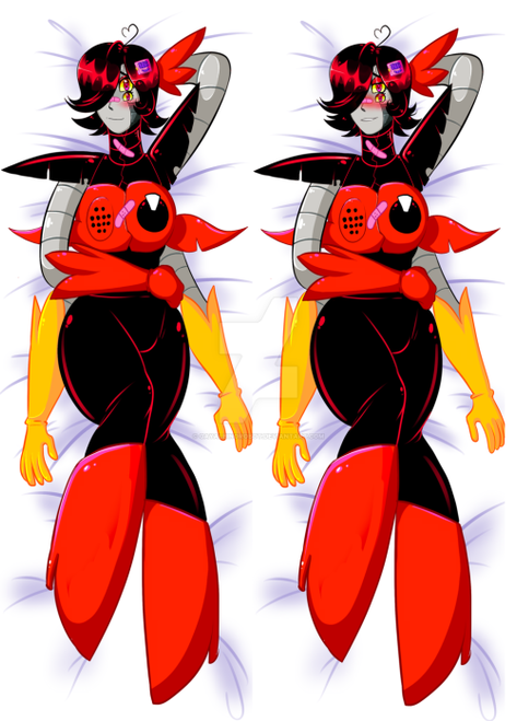 Hot Anime Game Undertale mettaton.Anime Dakimakura Pillow Cover