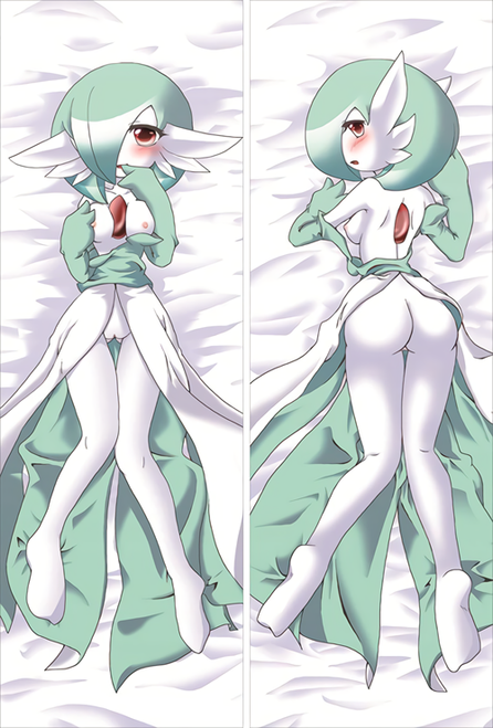 Hot Anime Pokémon Gardevoir Anime Dakimakura Pillow Cover
