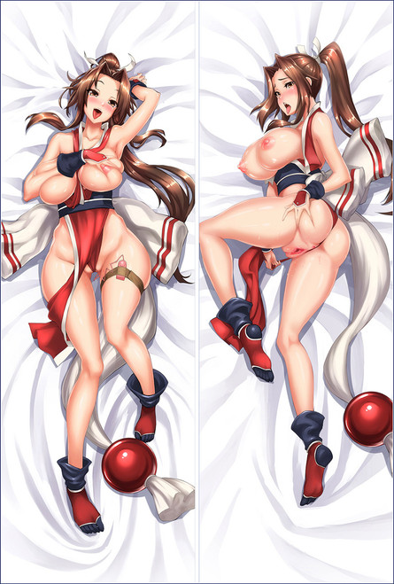 The King of Fighters Mai Shiranui Anime Dakimakura Pillow Cover