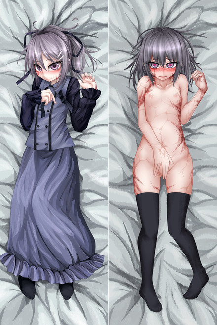 Teaching Feeling Shiruvi Anime Dakimakura Pillow Case