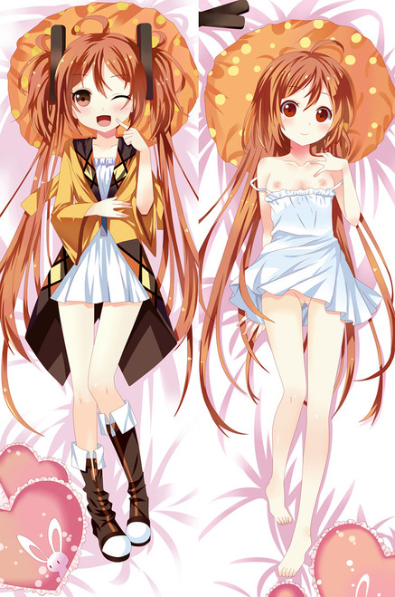 Black Bullet Enju Aihara Anime Dakimakura Pillow Cover