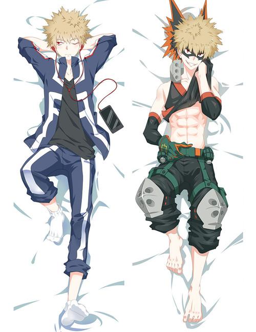 My Hero Academia Katsumi Baku Anime Dakimakura Pillow Cover