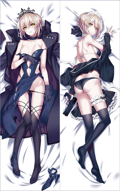 FateGrand Order FateGO FGO Altria · Pendragon Anime Dakimakura Pillow Cover