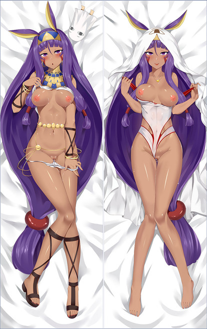 FateGrand Order FateGO FGO Nitocricis Anime Dakimakura Pillow Cover