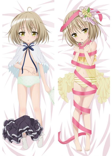 Angel's 3Piece! Sora Kaneshiro Anime Dakimakura Pillow Cover