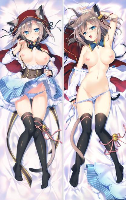 Dr. Shoana Izumisu Rim Lily Anime Dakimakura Pillow Cover