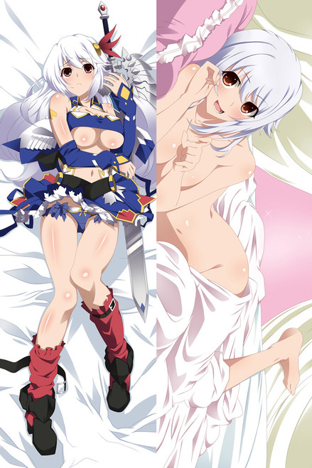 Lord Marksman and Vanadis Anime Dakimakura Pillow Cover