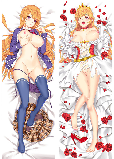 Food Wars!: Shokugeki no Soma Alice Nakiri Anime Dakimakura Pillow Case