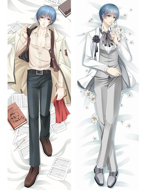 La Corda d'Oro Len Tsukimori Anime Dakimakura Pillow Cover