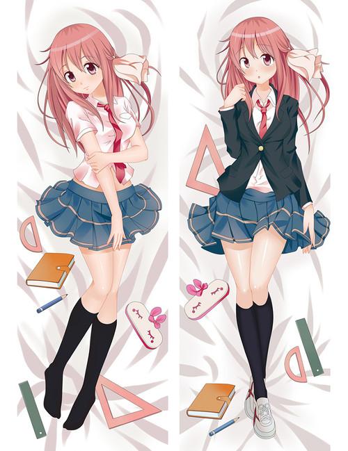 Sakura Trick Haruka Takayama Anime Dakimakura Pillow Cover