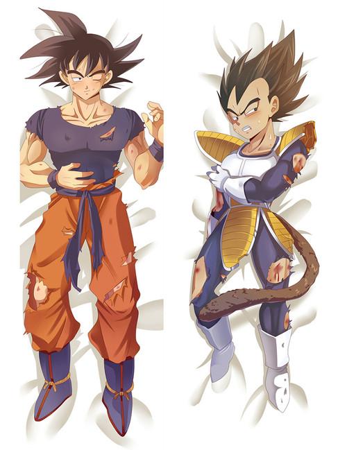 Dragon Ball Son Goku Anime Dakimakura Pillow Cover
