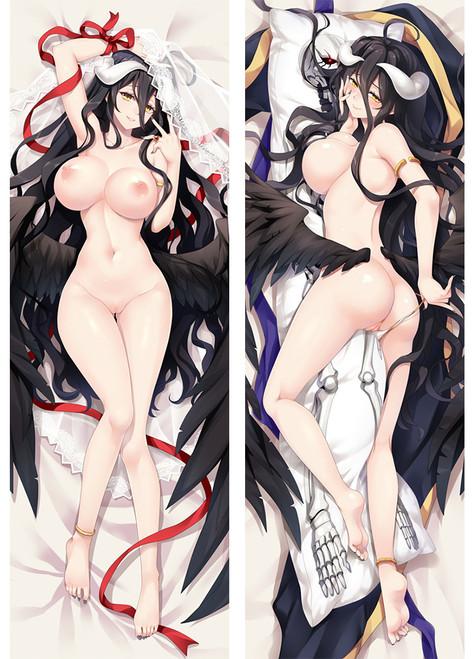 OVERLORD Albedo Anime Dakimakura Pillow Case -1