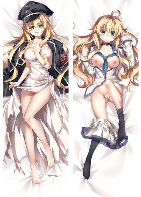 Dies irae Marie Anime Dakimakura Pillow Case -1