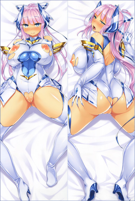 Shido Air Anime Dakimakura Pillow Cover
