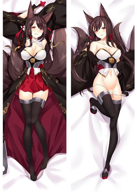 Azur Lane Akagi Anime Dakimakura Pillow Cover