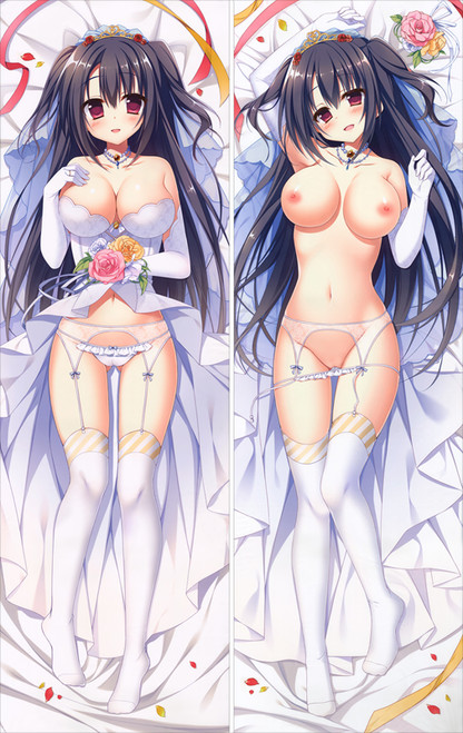 Matsumiya Kiseri Anime Dakimakura Pillow Cover
