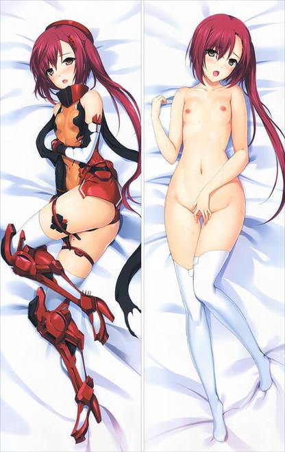 Choukou Shinki Ixseal Shinki Kyriel Anime Dakimakura Pillow Cover