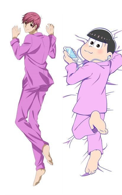 Osomatsu kun Matsuno Todomatsu Anime Dakimakura Pillow Case
