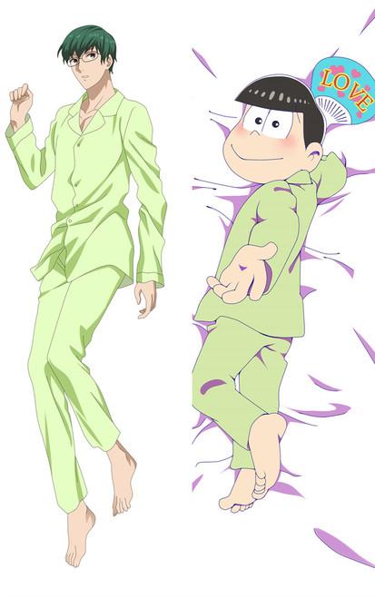 Osomatsu kun Matsuno Osomatsu Anime Dakimakura Pillow Case