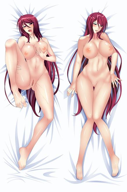 Prison battleship Beatrice Kushan Anime Dakimakura Pillow Case-1