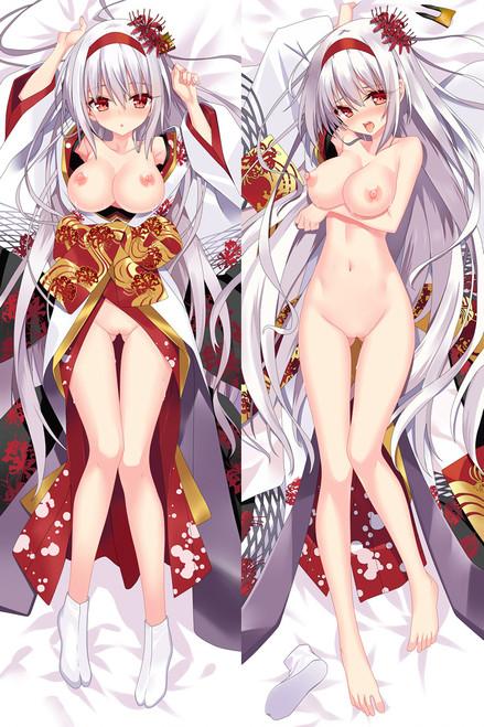 Hayakawa Harui Artist Anime Dakimakura Pillow Case-1