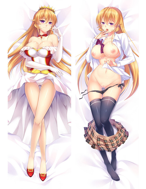 Shokugeki no Soma Erina Nakiri Anime Dakimakura Pillow Case-1